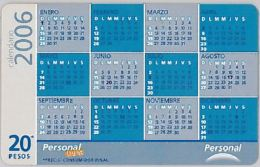 PREPAID PHONE CARD ARGENTINA (U.33.7 - Argentina