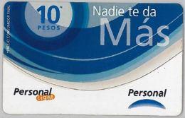 PREPAID PHONE CARD ARGENTINA (U.34.3 - Argentina