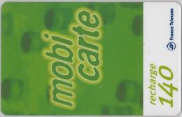 PREPAID PHONE CARD FRANCIA (U.35.5 - France