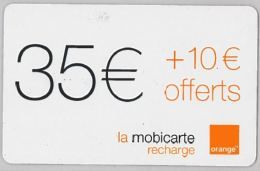 PREPAID PHONE CARD FRANCIA (U.36.4 - France