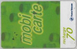 PREPAID PHONE CARD FRANCIA (U.37.4 - France