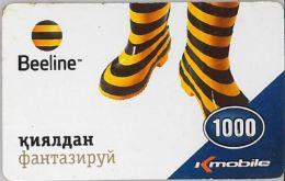 PREPAID PHONE CARD RUSSIA (U.37.8 - Russland