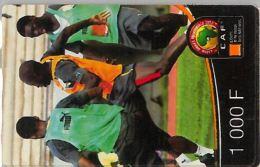 PREPAID PHONE CARD SENEGAL ORANGE (U.38.5 - Senegal