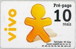 PREPAID PHONE CARD BRASILE (U.40.1 - Brazil