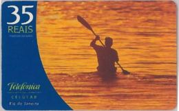 PREPAID PHONE CARD BRASILE (U.40.4 - Brazil