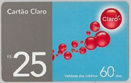 PREPAID PHONE CARD BRASILE (U.40.5 - Brazil