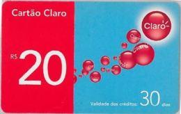 PREPAID PHONE CARD BRASILE (U.40.6 - Brazil
