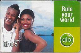 PREPAID PHONE CARD GHANA (U.42.2 - Ghana