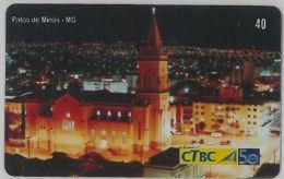 PREPAID PHONE CARD BRASILE (U.42.3 - Brazil
