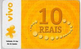 PREPAID PHONE CARD BRASILE (U.42.5 - Brazil