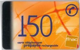 PREPAID PHONE CARD FRANCIA (U.44.8 - France