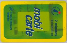 PREPAID PHONE CARD FRANCIA (U.45.2 - France