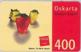 PREPAID PHONE CARD REP.CECA (U.51.7 - Czech Republic