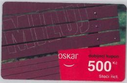 PREPAID PHONE CARD REP.CECA (U.52.3 - Czech Republic