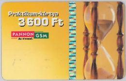 PREPAID PHONE CARD UNGHERIA (U.52.5 - Hungary