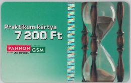 PREPAID PHONE CARD UNGHERIA (U.52.6 - Hungary