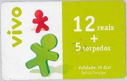 PREPAID PHONE CARD BRASILE (U.52.7 - Brazil