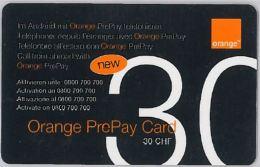 PREPAID PHONE CARD FRANCIA (U.54.6 - France
