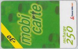 PREPAID PHONE CARD FRANCIA (U.55.7 - France