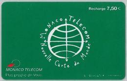 PREPAID PHONE CARD MONACO (U.56.1 - Monaco