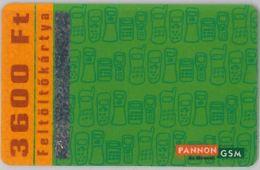 PREPAID PHONE CARD UNGHERIA (U.57.7 - Hungary