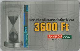 PREPAID PHONE CARD UNGHERIA (U.57.8 - Hungary