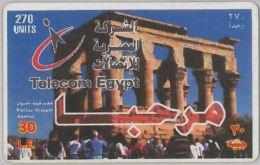 PREPAID PHONE CARD EGITTO (U.58.3 - Egypt