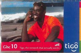 PREPAID PHONE CARD GHANA (U.60.1 - Ghana