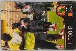 PREPAID PHONE CARD GHANA (U.61.1 - Ghana