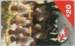 PREPAID PHONE CARD ST.MARTEENS (U.63.1 - Antilles (Netherlands)