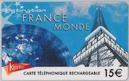 PREPAID PHONE CARD FRANCIA (U.63.2 - France
