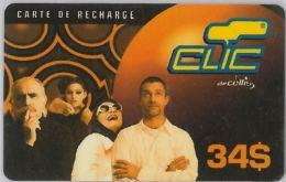 PREPAID PHONE CARD LIBANO (U.63.5 - Lebanon