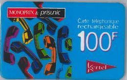 PREPAID PHONE CARD FRANCIA (U.64.5 - France