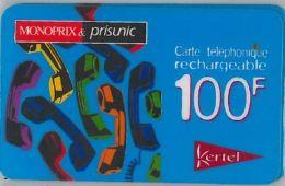 PREPAID PHONE CARD FRANCIA (U.64.6 - France
