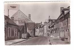 41 Saint Laurent Des Eaux Route D' Orleans Vieille Voiture Auto CPSM PF Edit Combier Cachet St Laurent 1963 - Otros Municipios