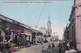 Argentinien AK 1911 Gest. - Ansehen!! - Argentina