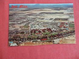 Aerial View US Army Fort Bliss   Texas > El Paso>  Ref 2934 - El Paso