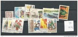 1981 MNH Finland, Finnland, Year Complete According To Michel, Postfris - Finland