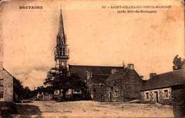 CPA - COTES D'ARMOR - Saint Gilles Du Vieux Marché - Saint-Gilles-Vieux-Marché