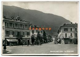 Postale Panighetti Municipio Via Sempione Gravellona Toce Piemonte Italia - Italia