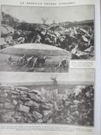La Grande Guerre 14-18 La Bataille Devant AVOCOURT + Region Du MORT-HOMME - Alte Papiere