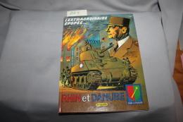 "Extraordinaire épopée ""Rhin Et Danube"" 1989 - Documents"