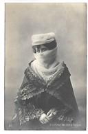 TURQUIE - Costume De Dame Turque - CARTE PHOTO - Turchia