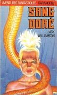 Aventures Fantastiques 5 - WILLIAMSON, John - Sang Doré (TBE) - Books, Magazines, Comics