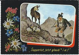 Humour Austria - Supperlot,jetzt Glaub's I A ! - Humor
