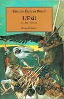 Rivages/Fantasy - RUSCH, Kristine K. - L'Exil (BE+) - Books, Magazines, Comics