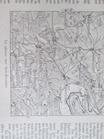 La Grande Guerre 14-18 La Semaine Militaire  4 11 Mai REGION DE THIEPVAL POZIERES + CARTE DU FRONT 11 MAI AUTHUILLE - Alte Papiere