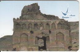 OMAN(chip) - Kalhat, Chip GEM3.3, 03/03, Used - Oman