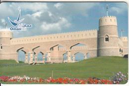 OMAN(chip) - Al Mwaleh Roundabout, Chip GEM3.1, 03/03, Used - Oman