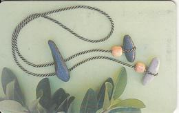 OMAN(chip) - Limestone Pebbles, Chip GEM3.3, Tirage %50000, 09/01, Used - Oman